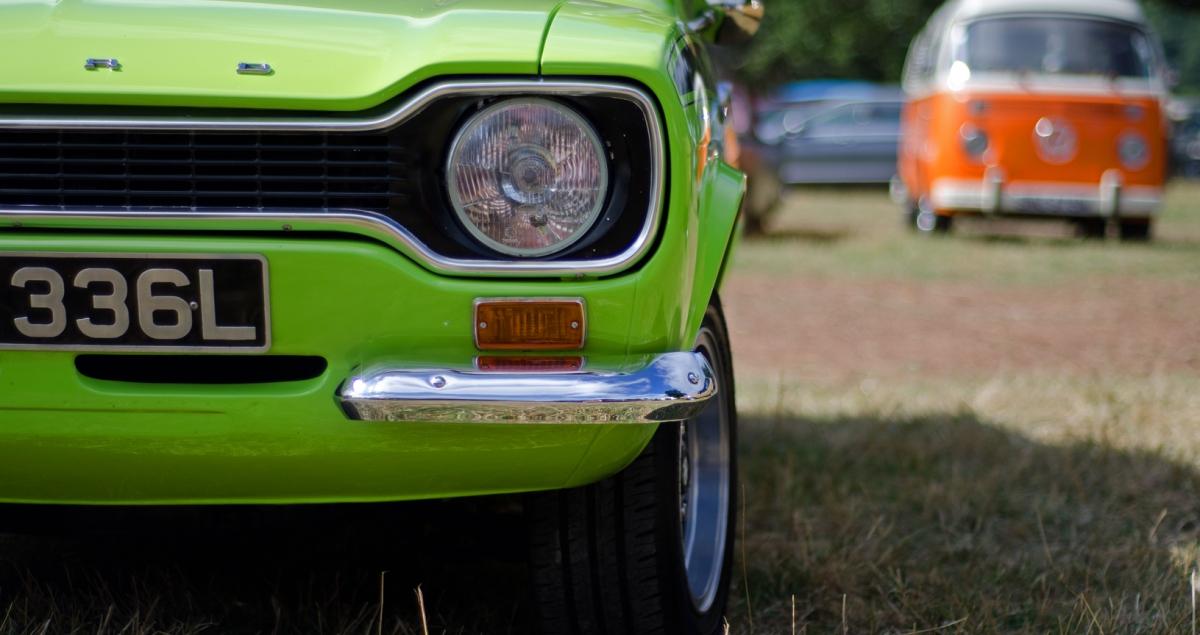Thornfalcon Classic Car Meet